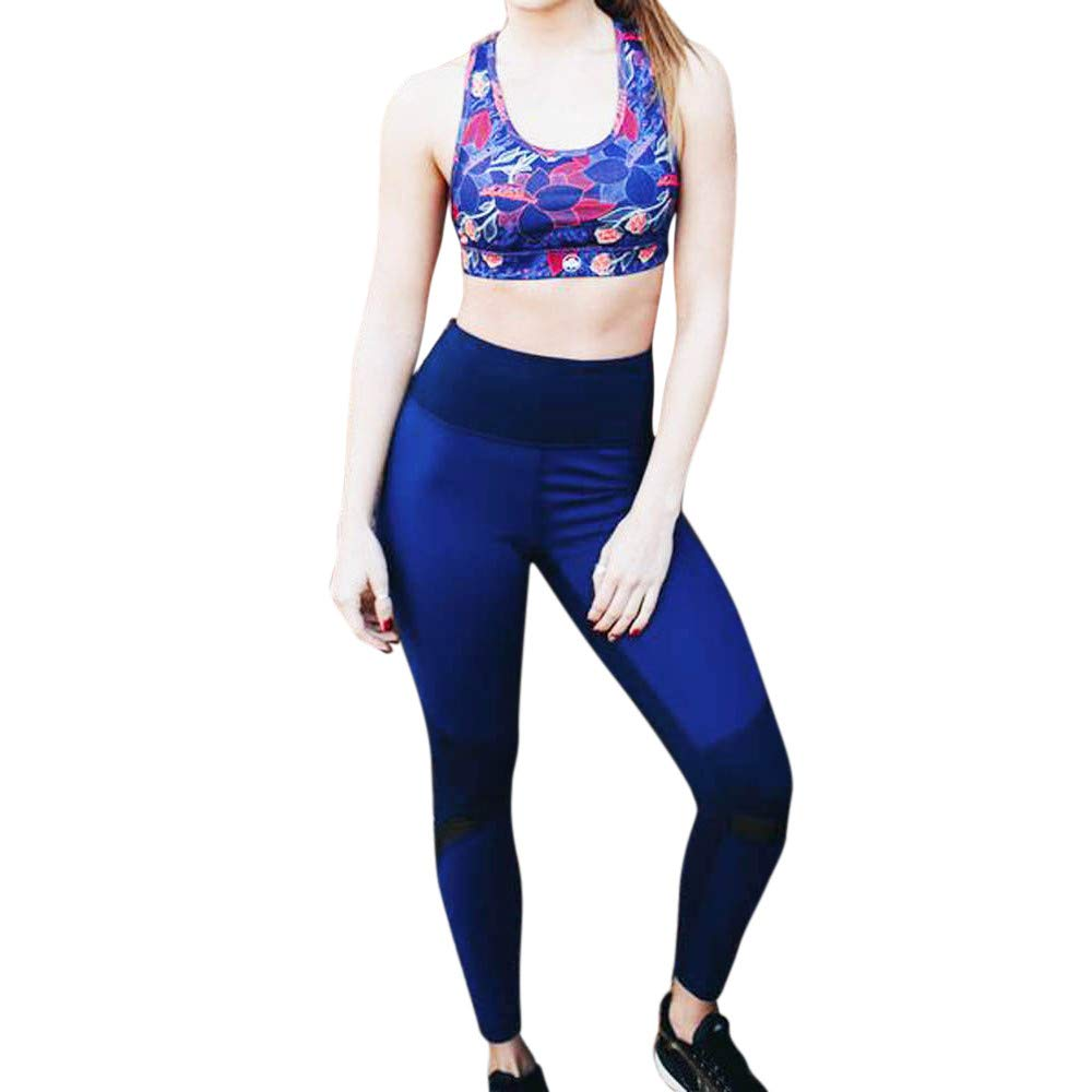Tummy Control Workout Running Yoga Leggings for Women kaifongfu Ladies High Waist Yoga Pants with Pockets