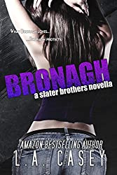 Bronagh (Slater Brothers) (English Edition)