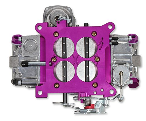 Quick Fuel Technology BR-67205 Brawler Race Carburetor 750 CFM Vacuum Secondary Brawler Race - Carburetor Cfm Race