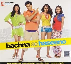 bachna ae haseenoaudio cdhindi film soundtrack