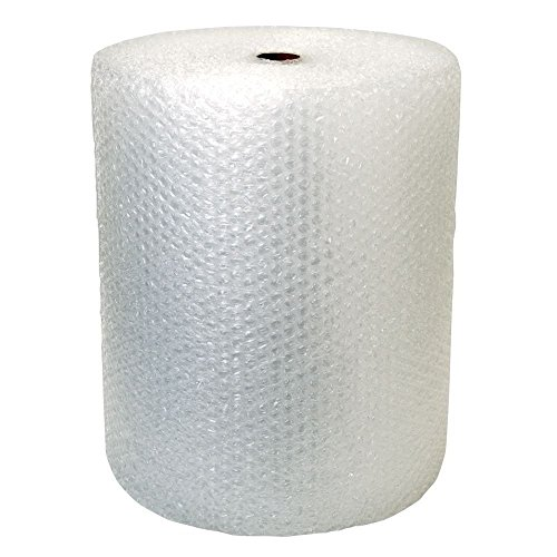"""3/16' x 12"""" Small Bubbles Perf 12"""" 700 ft bubble + Wrap Padding Roll 12"""" x 700'"""