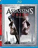 Assassin's Creed (Bilingual) [3D Blu-ray + DVD + Digital Copy]