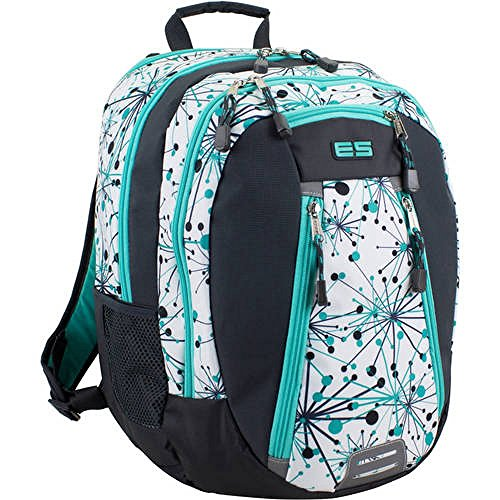 eastsport-absolute-sport-backpack-with-5-compartments-star-print-one-size