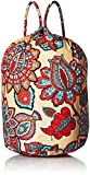 Vera Bradley Iconic Ditty Bag, Signature Cotton, Desert Floral + 1.50 Power