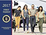 The First Family 2017'' Commemorative Calendar (8-1/2 x 11)