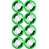 LABEDA WHEELS Inline Roller Hockey SHOOTER 8 Pack (72mm)