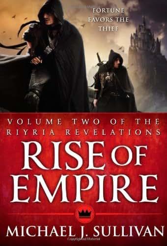 Rise of Empire, Vol. 2 (Riyria Revelations)