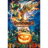 Goosebumps 2: Haunted Halloween Movie Poster Limited Print Photo Wendi McLendon-Covey, Jack Black, Madison Iseman Size 11x17#1