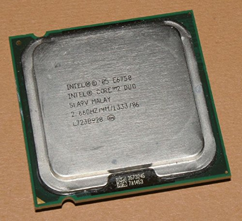 intel core 2 duo e6750 - 2