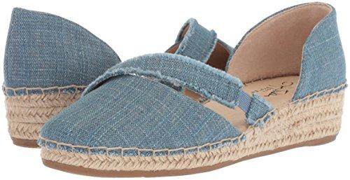 Lifestride Blue Zapato De Talla Mujeres Piso raXq8rB