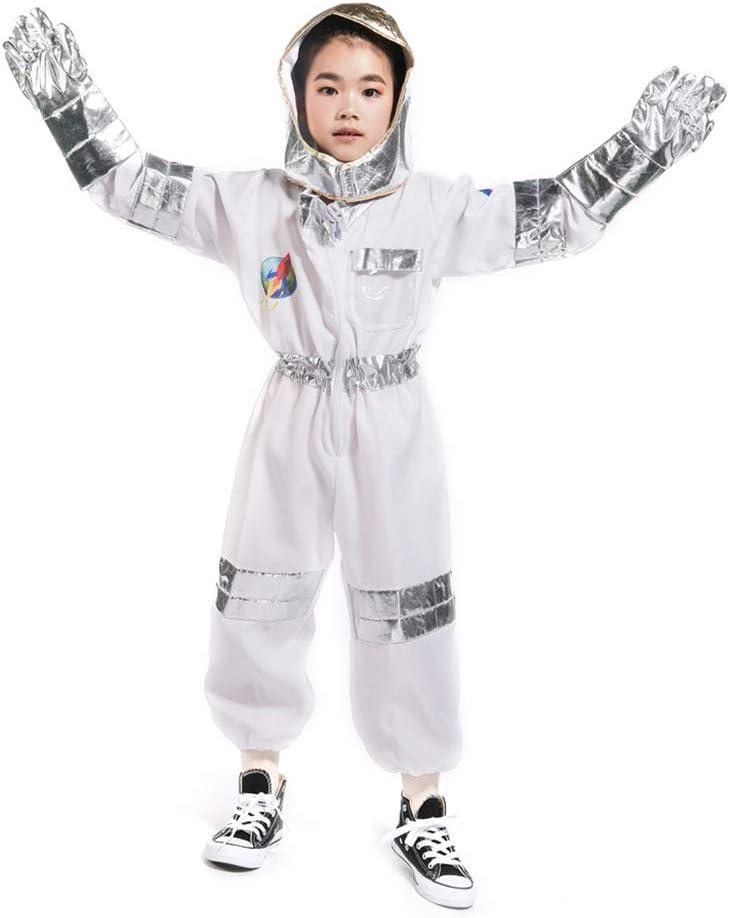 RROVE Disfraz de Astronauta para Casco Niño Mono para niños ...