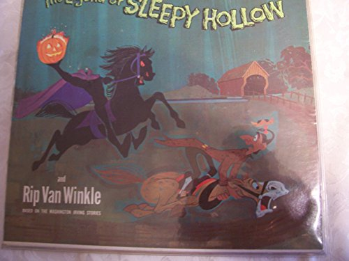 (Walt Disney's The Legend of Sleepy Hollow and The Legend of Rip Van Winkle Based on the Washington Irving Stories)