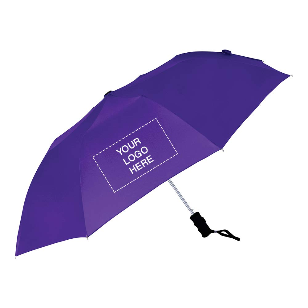 """42"""" Auto Open Windproof Umbrella by Promo Direct 