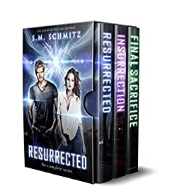 The Complete Resurrected Trilogy Box Set (Resurrected Series) by [Schmitz, S.M.]