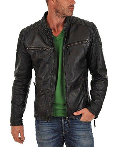 100% Leather Jacket - 6