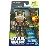 Star Wars Clone Wars Exclusive Action Figure Kul Teska