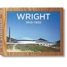 Frank Lloyd Wright: Complete Works, Vol. 3, 1943-1959 XXL