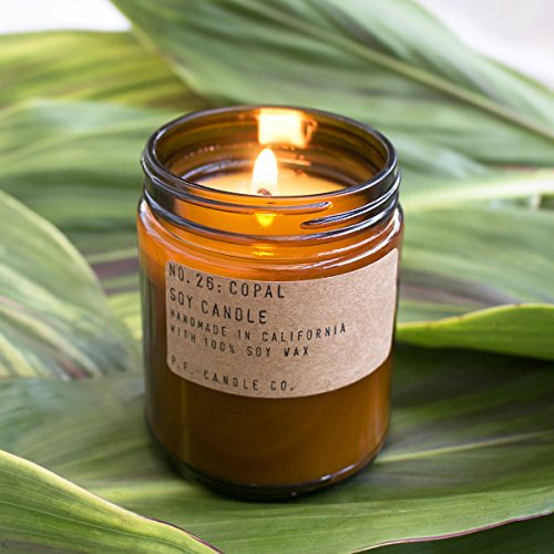 PF CANDLE CO Copal Soy Candle, 7.2 Ounce