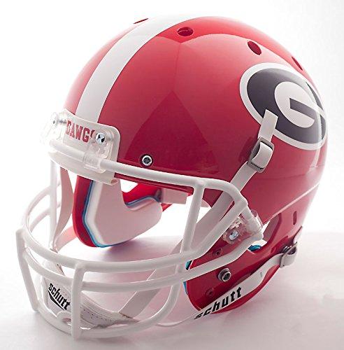 Georgia Bulldogs Mini Football (GEORGIA BULLDOGS MINI Football Helmet Nameplate