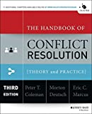 download ebook the handbook of conflict resolution: theory and practice pdf epub