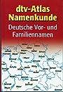 dtv-Atlas Namenkunde, Deutsche Vor- und Familiennamen - Konrad Kunze