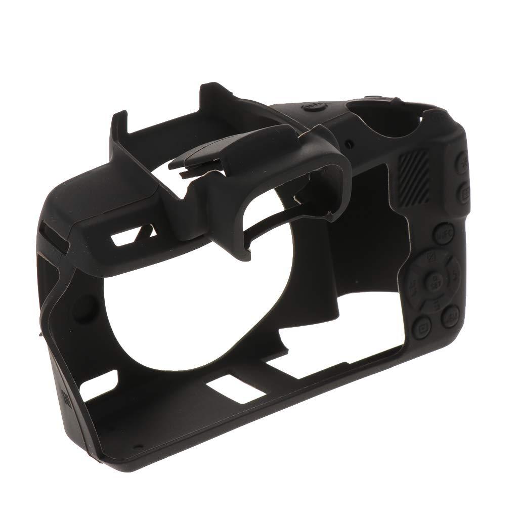 Baoblaze Funda Protectora de Cuerpo Completo de Silicona para Canon M50