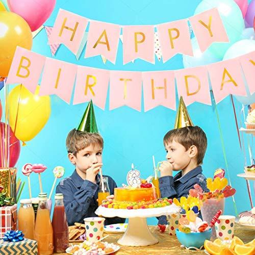 20Pcs /Lot DIY Tissue Paper Tassels Flag Party Bell Garland Decoration Set Decorative Birthday Favors Supplies