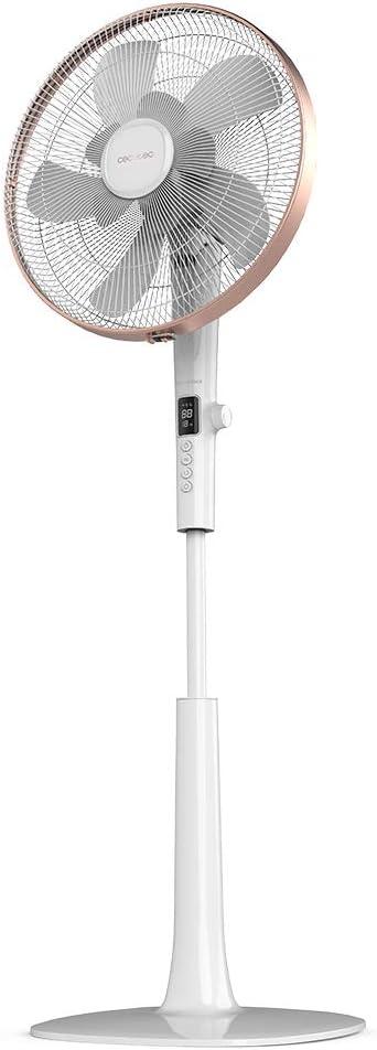 Cecotec Ventilador de Pie ForceSilence 1030 SmartExtreme. 10 Aspas 16