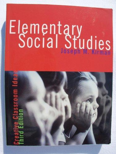 Elementary Social Studies : Creative Classroom Ideas