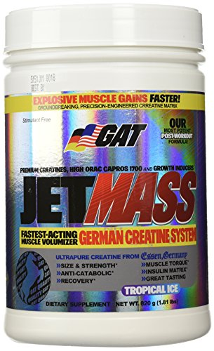 GAT JetMASS Creatine Tropical ...
