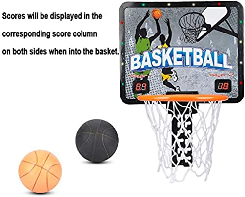 Focket Soporte de aro de Baloncesto electrónico, Colgante de aro ...