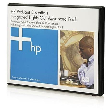 HP iLO Advanced para BL incl 3 años soporte técnico y ...