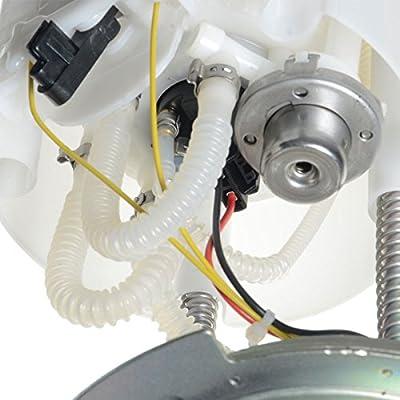 Electric Fuel Pump Assembly for Chevrolet Suburban Avalanche 1500 GMC Yukon XL 1500 (5.3L Flex): Automotive