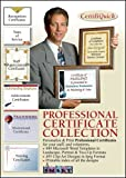ScrapSMART - CertifiQuick - Professional Certificate - Software Collection - Jpeg & Microsoft Word files for Mac [Download]