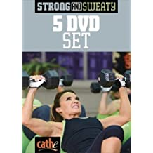Strong and Sweaty Series 5 DVD Set - Cathe Friedrich