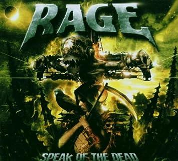amazon speak of the dead rage ヘヴィーメタル 音楽