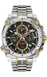 Bulova Men's 98B228 Precisionist Analog Display Japanese Quartz Deal