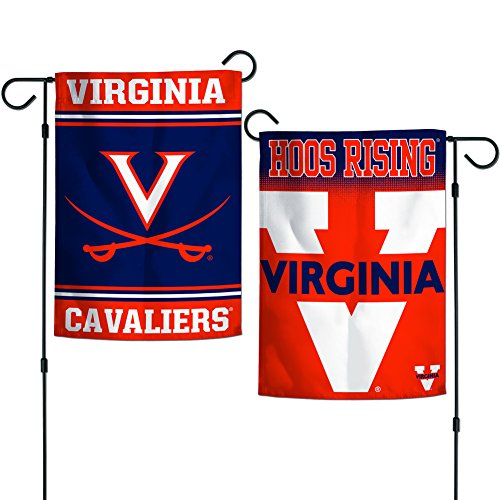 Elite Fan Shop Virginia Cavaliers Garden Flag 12.5