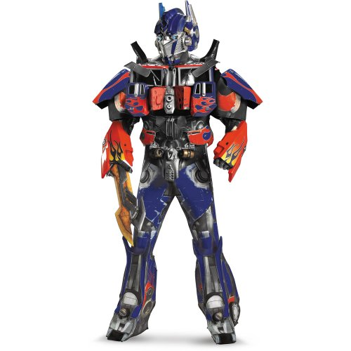 Optimus Prime Theatrical Adult Costume - X-Large