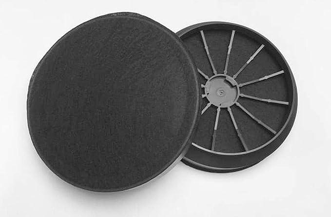 Filtro de carbón activo – apto para campanas extractoras LZ52750, LZ52751 de Siemens – 1 par: Amazon.es: Grandes electrodomésticos