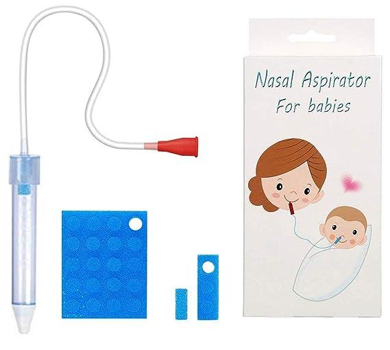 Baby Safe Nasenreiniger Staubsauger Nasal Mucus Runny Aspirator Inhalieren DI