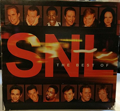 The Best of Saturday Night Live: 12 Disc Collection - Ferrell 1 & 2, Hartman, Murphy, Walken, Farley, Shannon, Kattan, Sandler, Rock, Myers, & Carvey. (Best Of Molly Shannon)