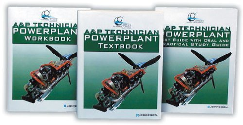 Jeppesen A&P Powerplant Kit JS302184
