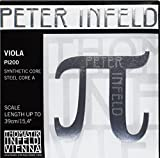Thomastik-Infeld Peter Infield (PI) strings for viola employ cutting-edge technology to create an unparalleled playing experience for professional violists. They are ideal for solo work with orchestra, recitals and quartets, effortlessly projecting t...