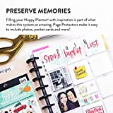 Me & My Big Ideas Page Protectors - The Happy