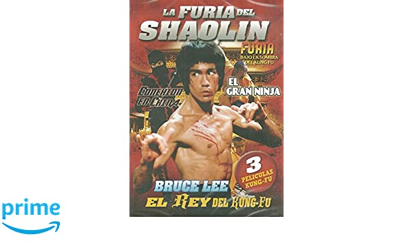 Amazon.com: La Furia Del Shaolin: Movies & TV