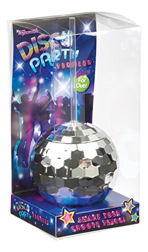Toysmith Disco Ball Cup Novelty -