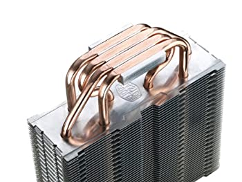 Cooler Master Hyper Rr-t4-18pk-r1 Cpu Cooler With 4 Direct Contact Heatpipes, Intelamd With Am4 Support 3
