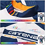 CATENA Men's Cycling Jersey Short Sleeve Shirt