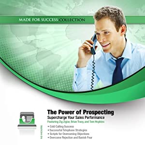 The Power of Prospecting Audiobook